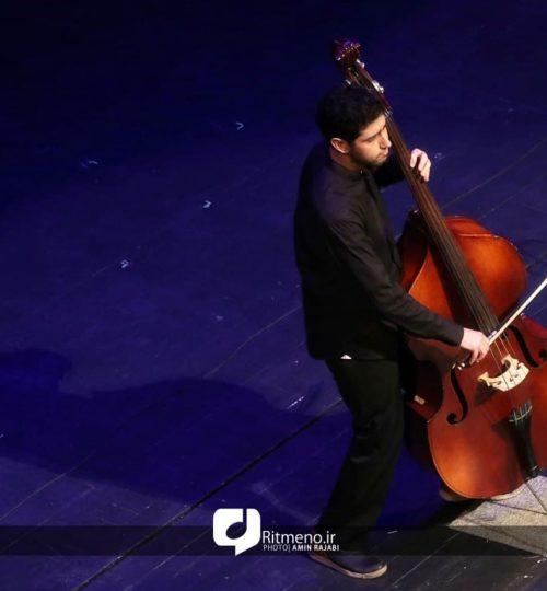 کوئینتت تهران کنسرت تالار وحدت - محمدرضا جبار
