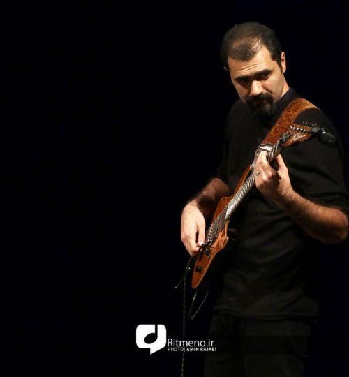 کوئینتت تهران کنسرت تالار وحدت - فرزان فلکدهی